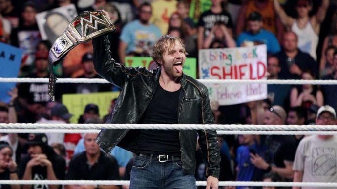 Dean Ambrose Title
