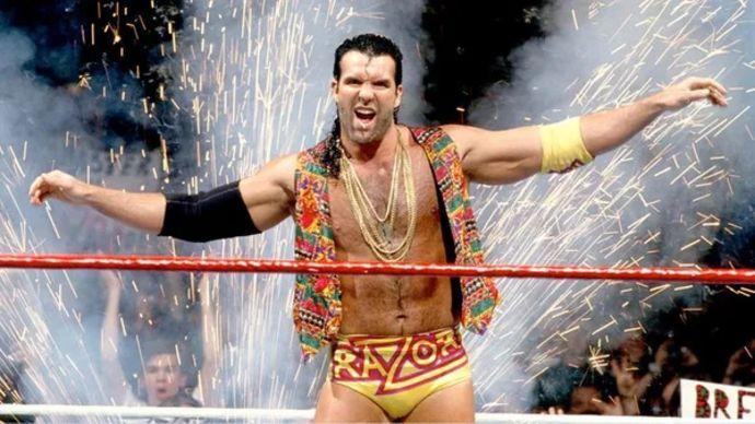 Scott in ring