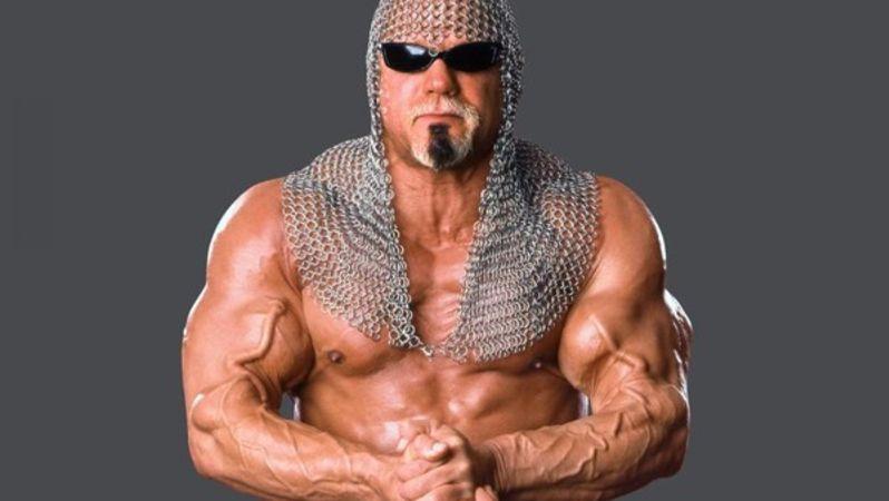 Scott Steiner Pose
