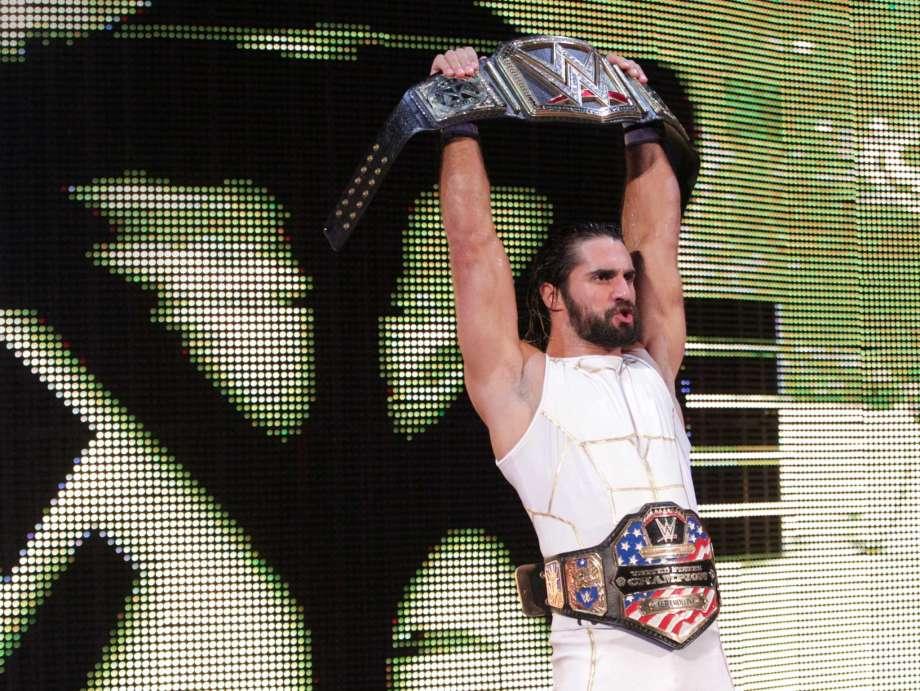 Seth Championship Title