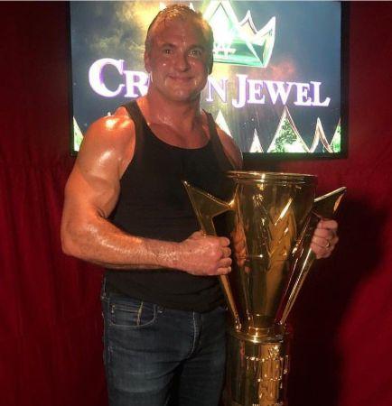 Shane McMahon Champion