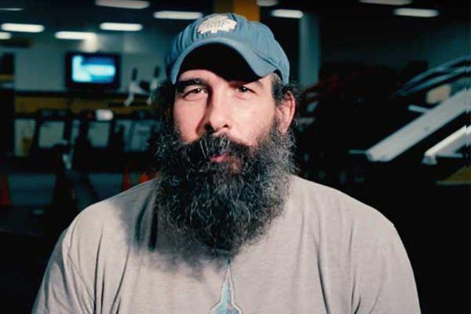 Luke Harper Beard
