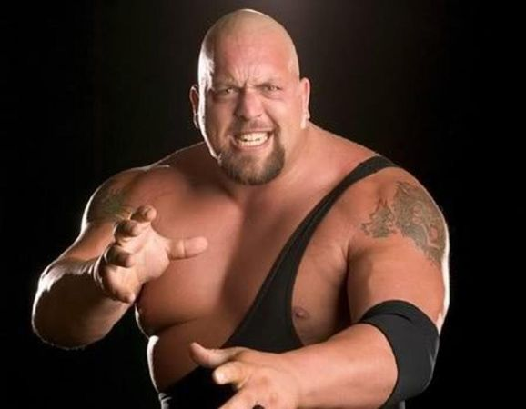 Big Show Height