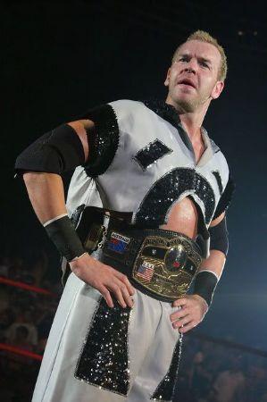 Christian Cage Champion