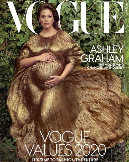 Ashley Graham magazine