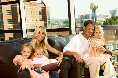 Layla Kiffin husband and kids