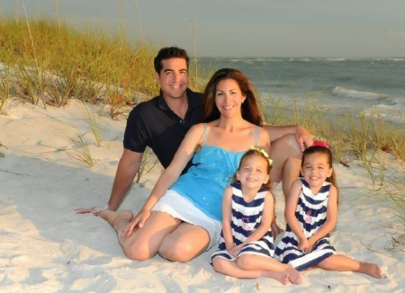 Noelle Watters husband and daughters