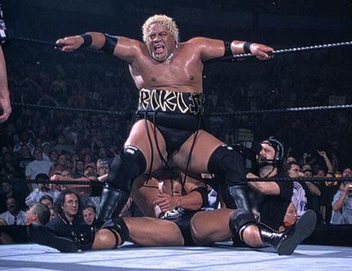 Rikishi Fighting