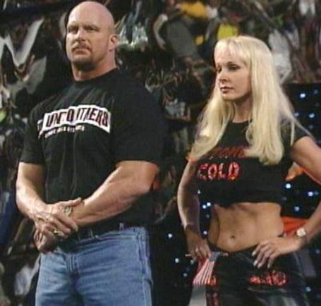 Stone Cold wife