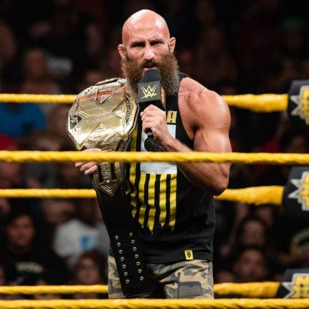 Ciampa NXT Champion