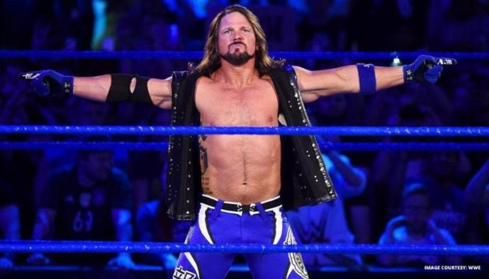 AJ Styles Bio, Facts, Career, Wife, Net Worth, Championship