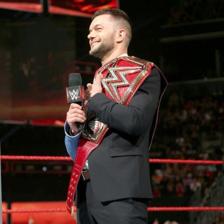 Finn Balor Universal Champion