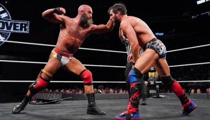 Ciampa in Action