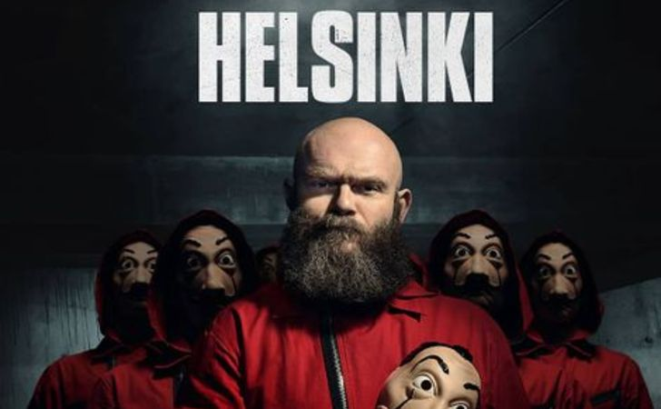 Darko Peric, Helsinki, Money Heist, Age, Height, Tattoo, Wife, Net Worth, IG