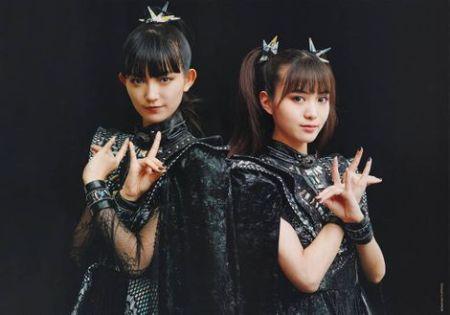Moa Kikuchi Babymetal