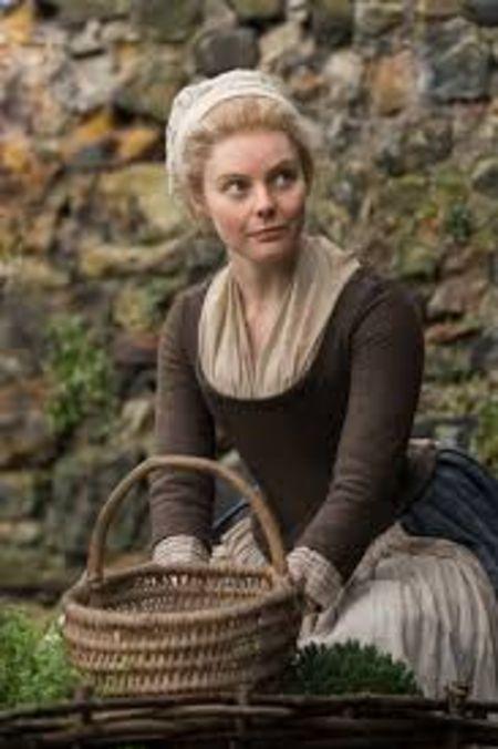 Nell Hudson Outlander
