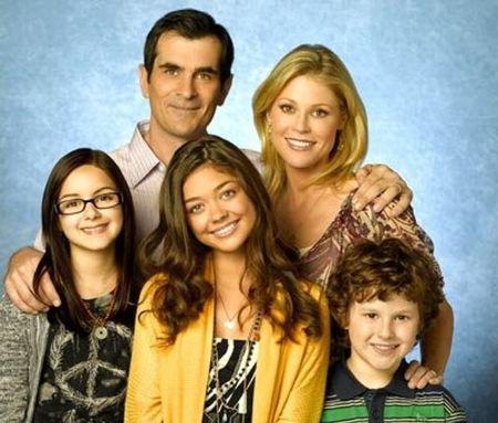 Nolan Gould Modern Family