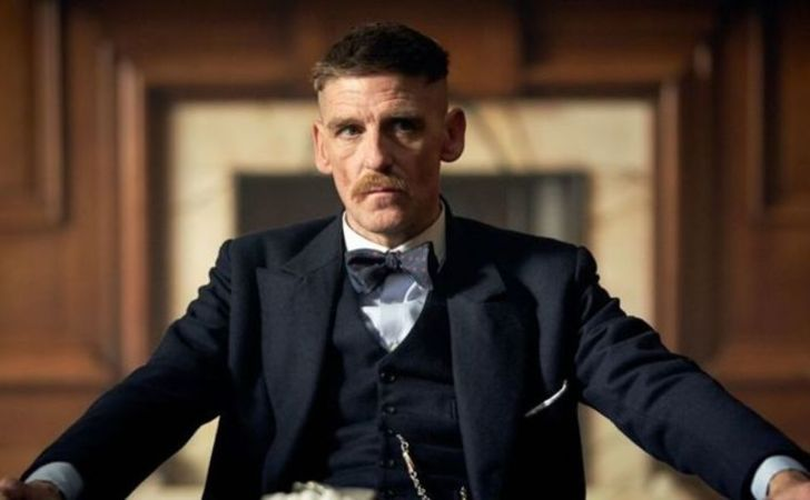 Paul Anderson Age, Height, Director, Peaky Blinders, Wife, Net Worth, Instagram