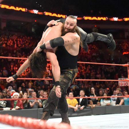 Strowman Slam