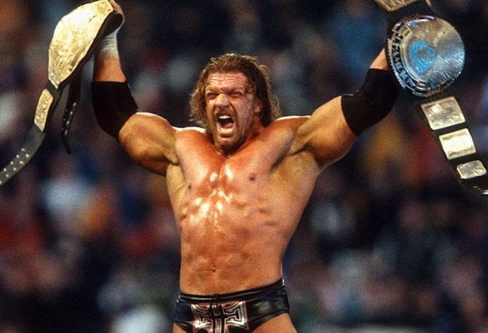 Triple H Champion