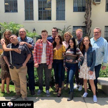 Ty Burrell Modern Family