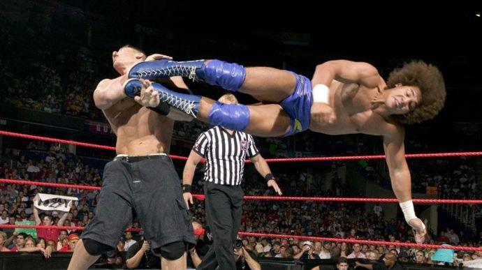 Carlito Super Kick