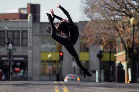 Charli D'Amelio height, dance