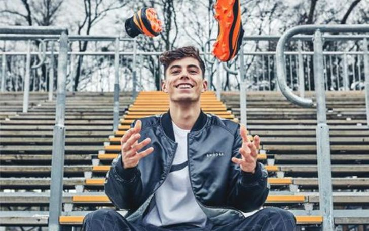 Kai Havertz Stats, Transfer News, Position, Age, Height, Market Value, Instagram