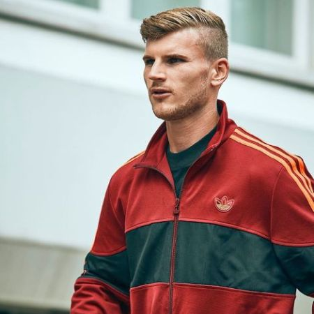timo werner height