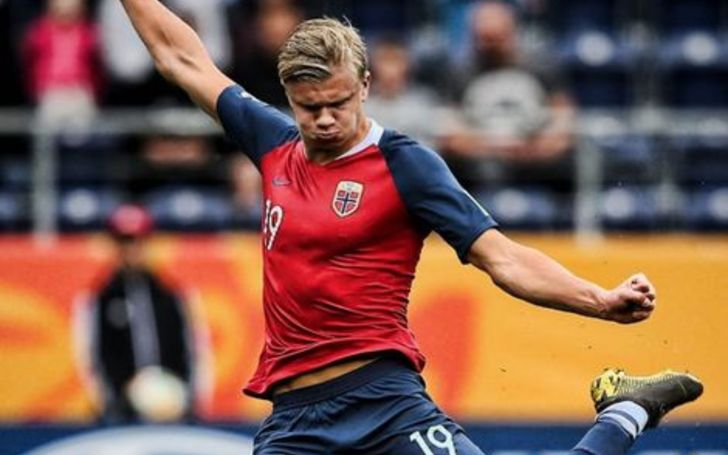 Erling Braut Haaland Age, Height, Dad, Stats, Position, Salary, Net Worth, Instagram