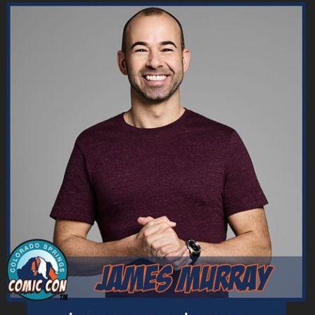 James Murray height