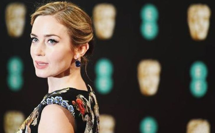 Emily Blunt age, height, body, career