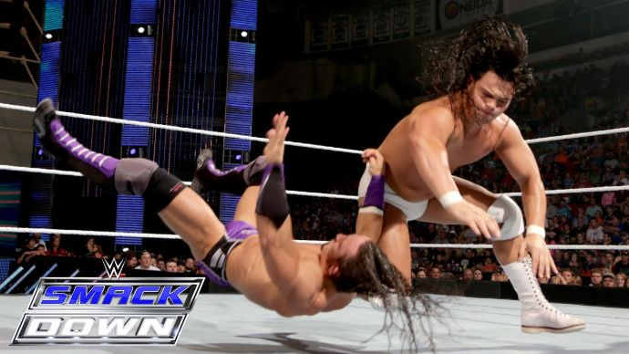 Bo Dallas in Action