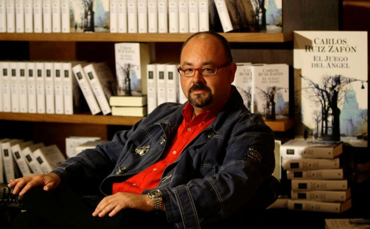 Shadow of the Wind author, Carlos Ruiz Zafon dies from cancer at 55