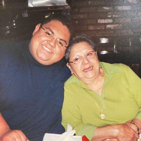 Gabriel Iglesias Family