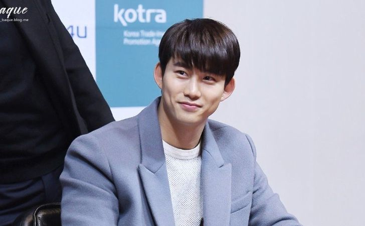 2PM's Ok Taecyeon Confirmed To be in a Relationship- Congratulations!!