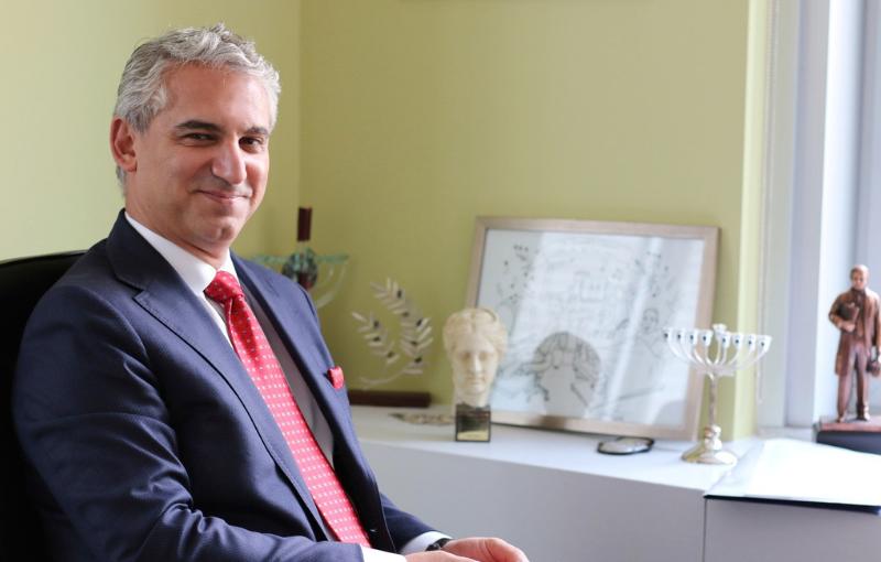 Dr David Samadi