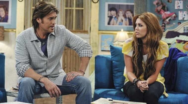 Billy Ray Cyrus In Hannah Montana