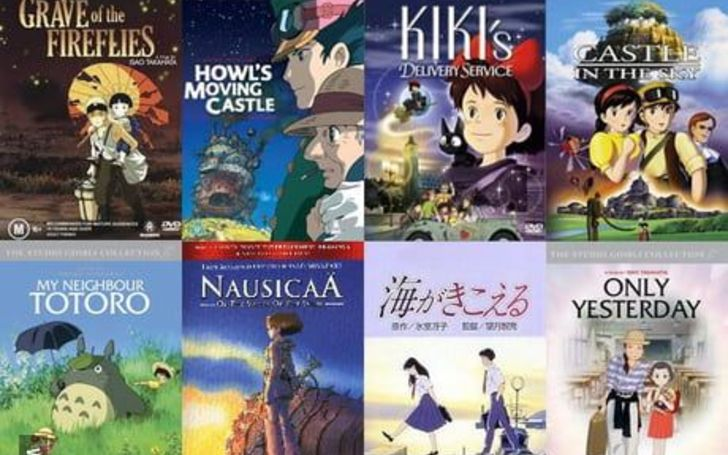 Top 8 Studio Ghibli Movies On Netflix To Watch With Your Kids Or Binge Yourself