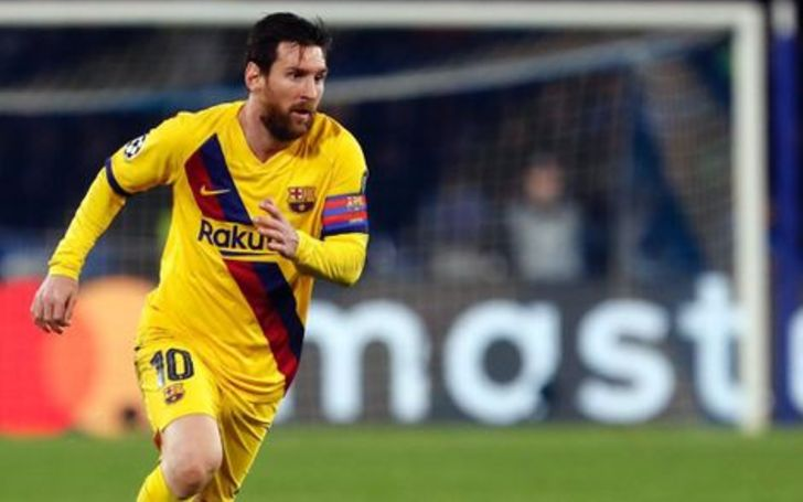 Lionel Messi Bio, Stats, Wife, Age, Height, Position, Net Worth, Instagram