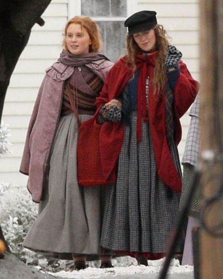 Eliza Scanlen movies, little women