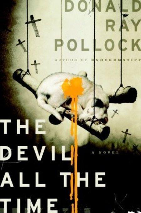 The Devil All The Time novel