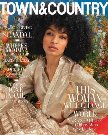 Yara Shahidi movies, model