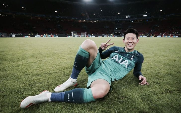 Son Heung-min Bio, Age, Height, Stats, Current Teams, Salary, Wife, Net Worth, IG