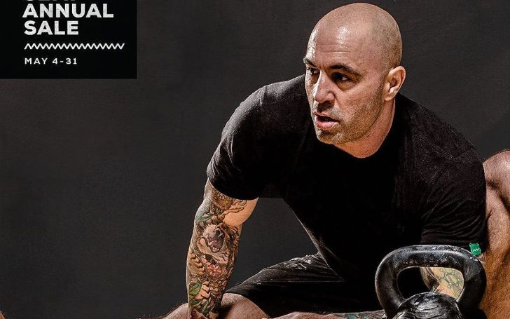 Joe Rogan Bio, Age, Height, Movies & TV Shows, Podcast, Wife, Net Worth, IG